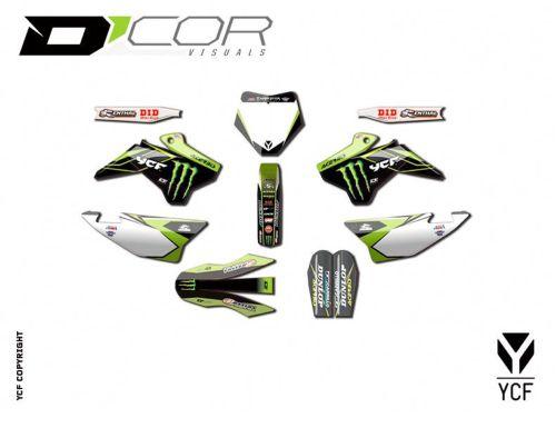 Grafik Kit D'COR® MONSTER 20-90-100