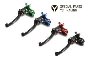 YCF Kupplungshebel mit CNC Gelenk und Schnellverstellung YC110-0103-06-