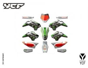 Grafik Kit MONSTER® KD17-MONSTER-02
