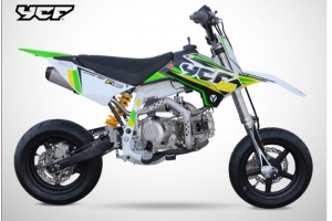 YCF SM ZS190 LIMITED SUPERMOTO Mobster