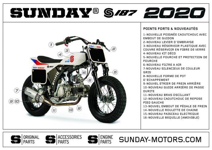 Sunday Motors S187 Flat Track
