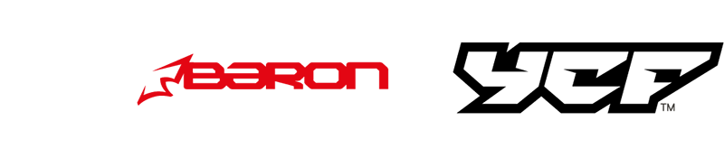Red Baron Racing MCM50.com YCF Onlineshop