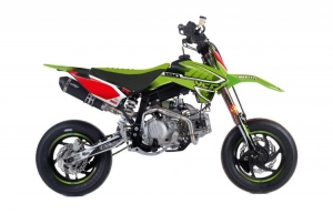 MOBSTER LIMITED YCF SM F190 SUPERMOTO ZS190