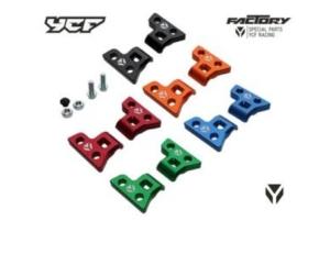 YCF Bremsleitung Halterung Gabel ALU CNC YC110-0403-06